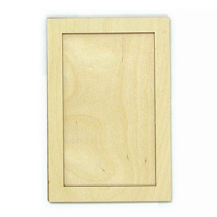 "Rectangle Frame Kit - 4"" x 6"" - 2pc"