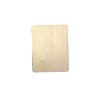 "Plywood Rectangle 10 3/4"" x 8 1/4"""