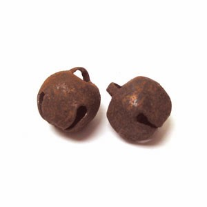 "Jingle Bells-Rusty-1 1/4"" 3pc"