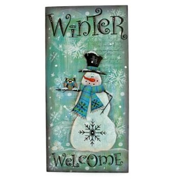 Laurie Speltz Packet - Winter Welcome