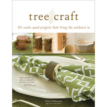 Tree Craft Book by Chris Lubkemann