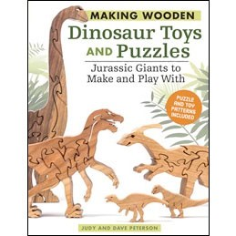 Book - Making Wooden Dinosaur Toys and Puzzles