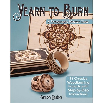 Yearn to Burn Master Class by Simon Easton