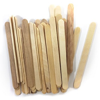 Wooden Craft Sticks - 1000pc Box