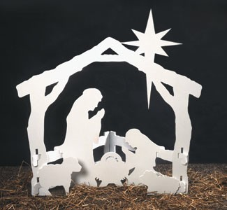 "Plan-Silent Night Display (49"" long)"
